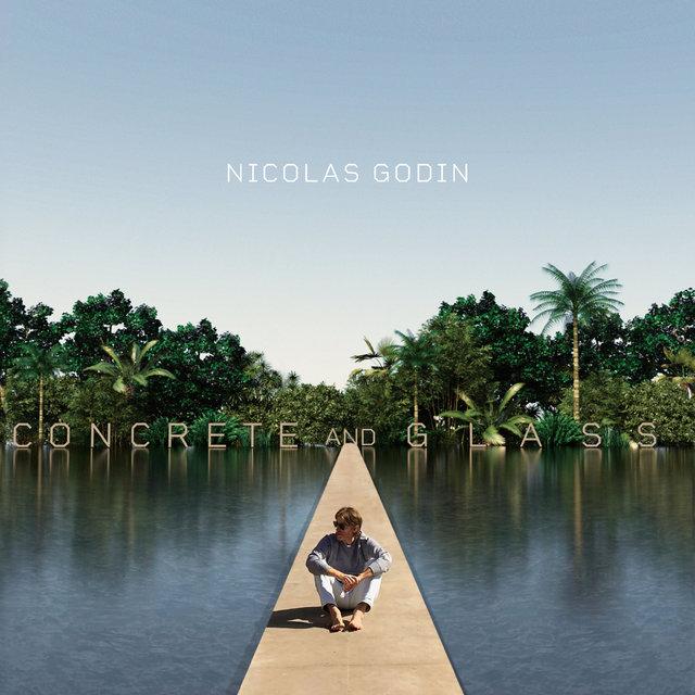 Cover art for album Concrete and Glass by Nicolas Godin