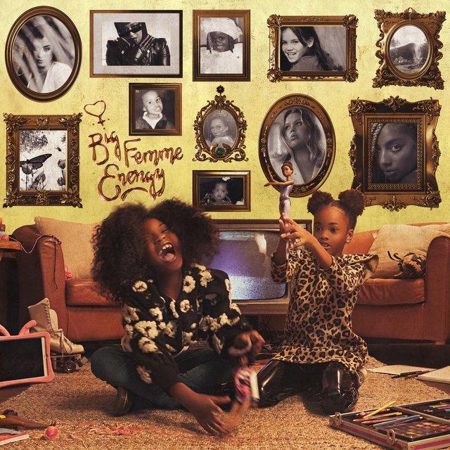 Cover art for album Big Femme Energy Volume 1 by Femme It Forward