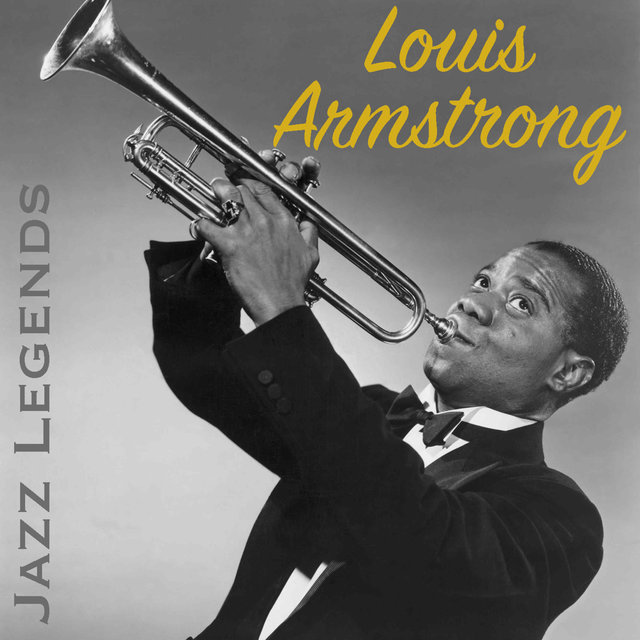Jazz Legends Louis Armstrong
