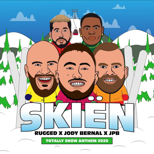 Skiën (Totally Snow Anthem 2020)