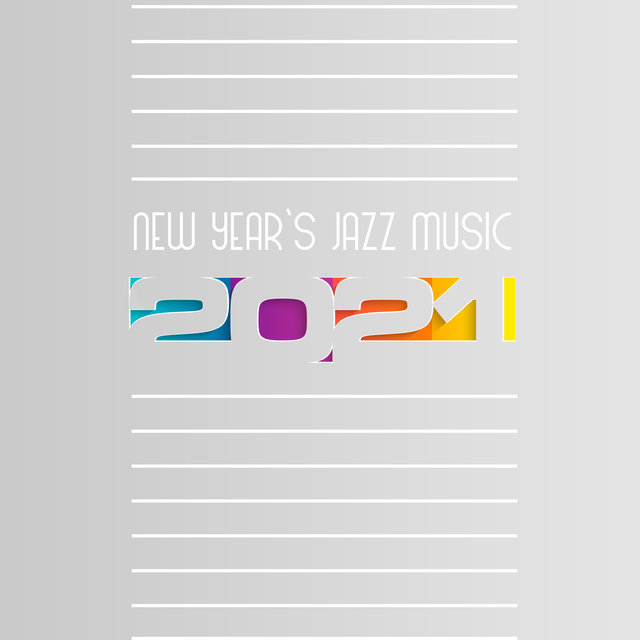 New Year's Jazz Music 2021
