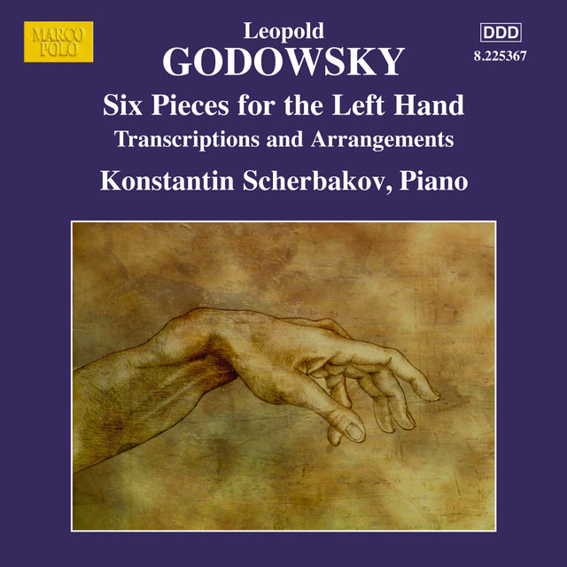Godowsky: Piano Music, Vol. 13