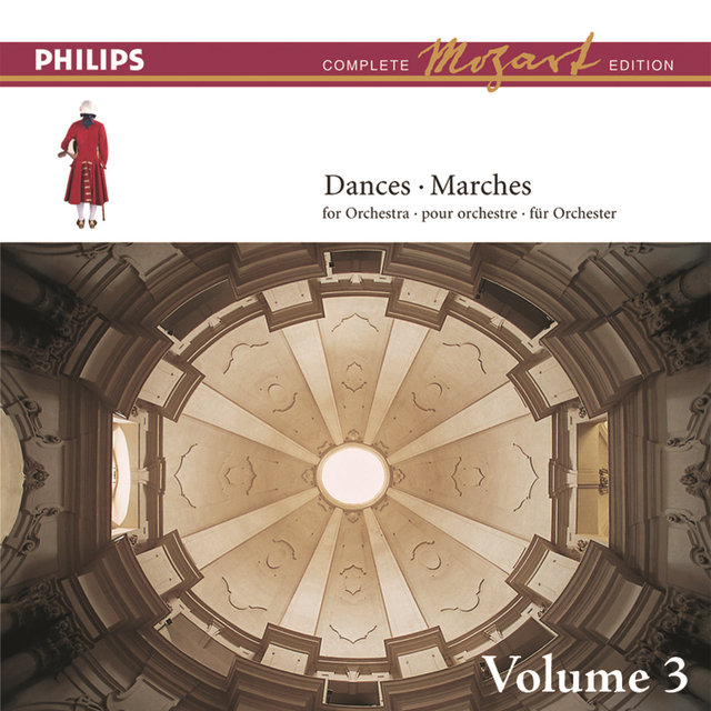 Mozart: The Dances & Marches, Vol.3 (Complete Mozart Edition)
