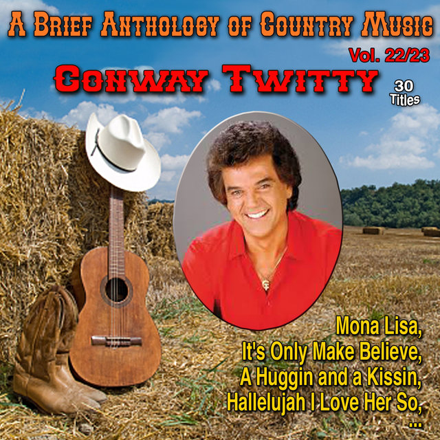 A Brief Anthology of Country Music - Vol. 22/23