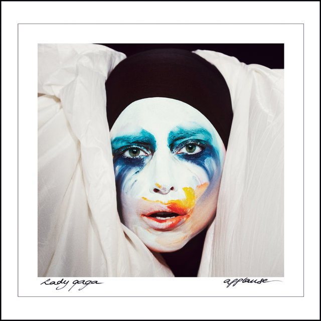 Cover art for album Applause by Lady Gaga