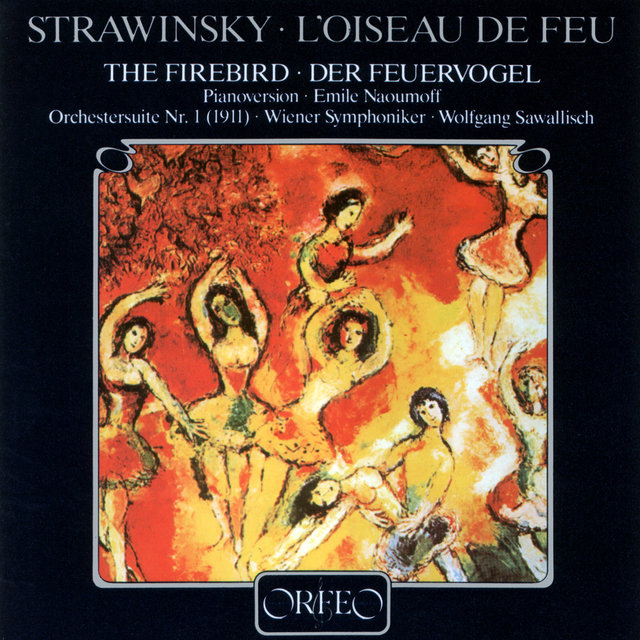 Stravinsky: The Firebird Suite