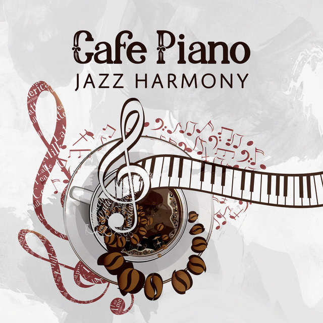 Cafe Piano Jazz Harmony