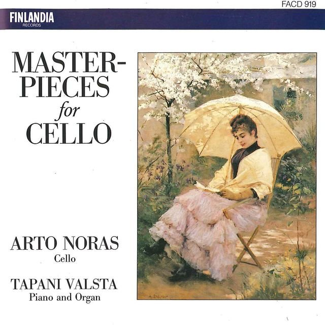 Masterpieces for Cello