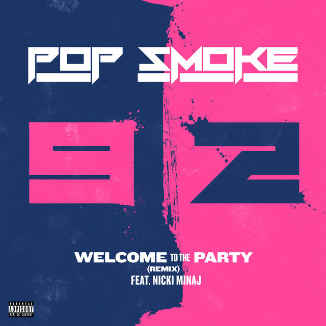 Cover art for album  by Pop Smoke, Nicki Minaj