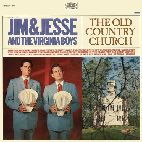 Jim & Jesse with The Virginia Boys