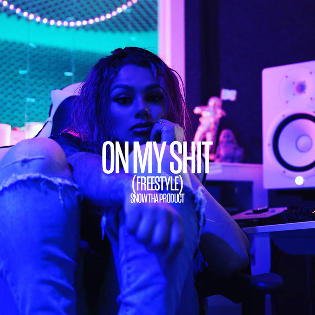Cover art for album On My Shit (Freestyle) by Snow Tha Product