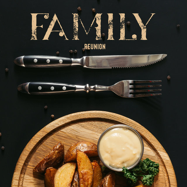 Family Reunion – Moody Jazz for Meeting with Relatives in a Restaurant