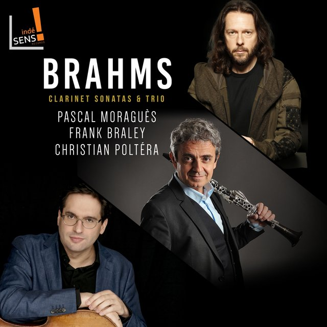Brahms: Clarinet Sonatas and Trio