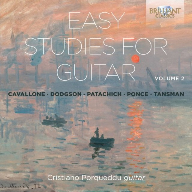 Easy Studies for Guitar, Vol. 2