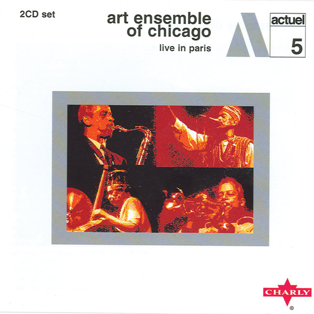 Live In Paris CD1