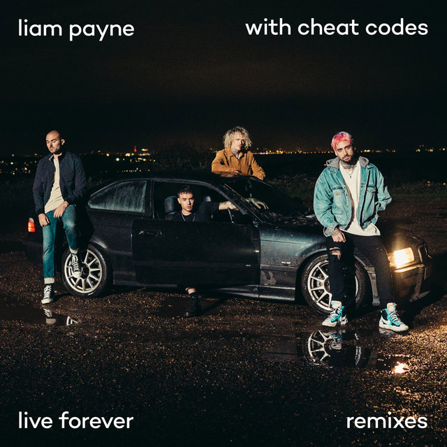 Live Forever (Remixes)