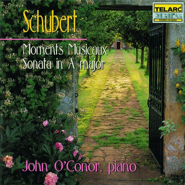 Schubert: Moments Musicaux & A Major Sonata