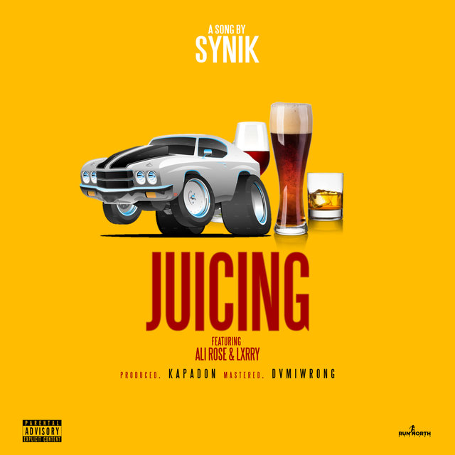 Juicing (feat. Ali Rose & Lxrry)
