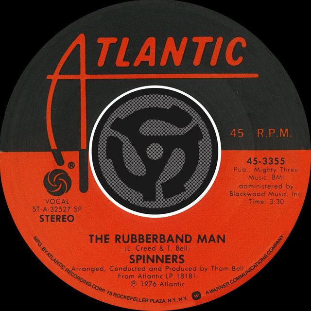 The Rubberband Man / Now That We're Together