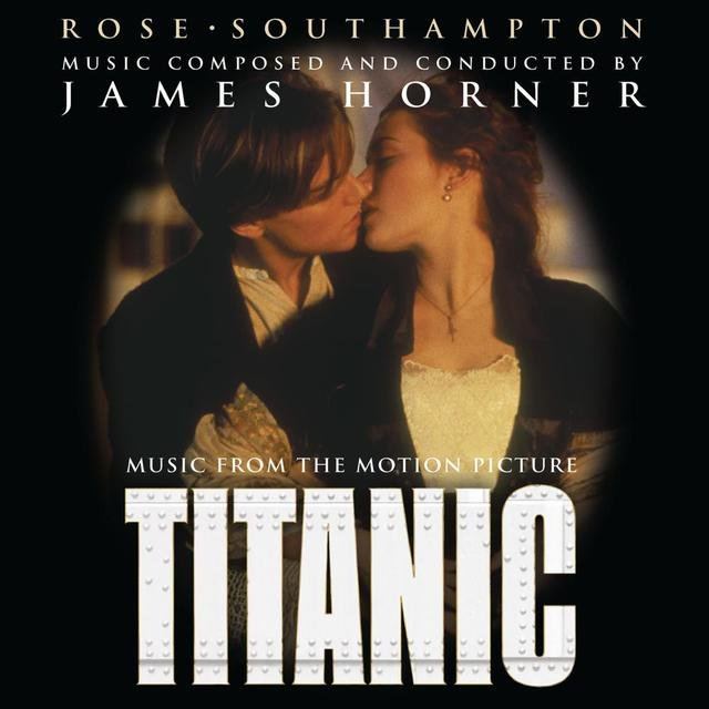 Titanic: Music from the Motion Picture Soundtrack - European Commercial Single