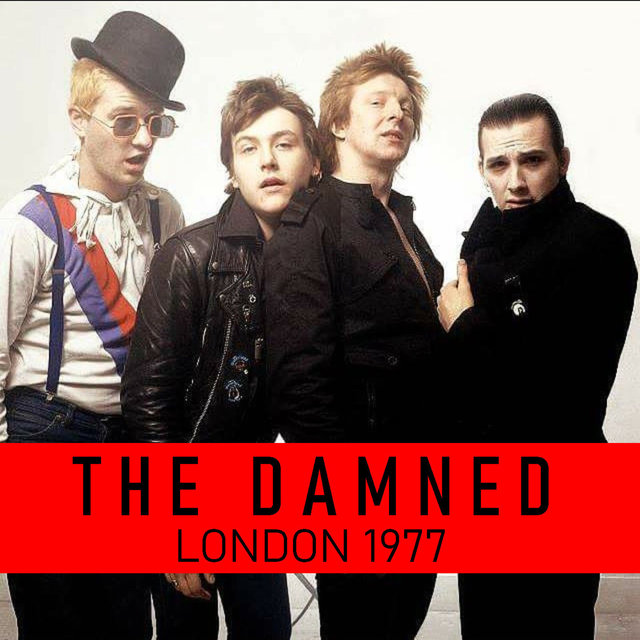 The Damned London 1977