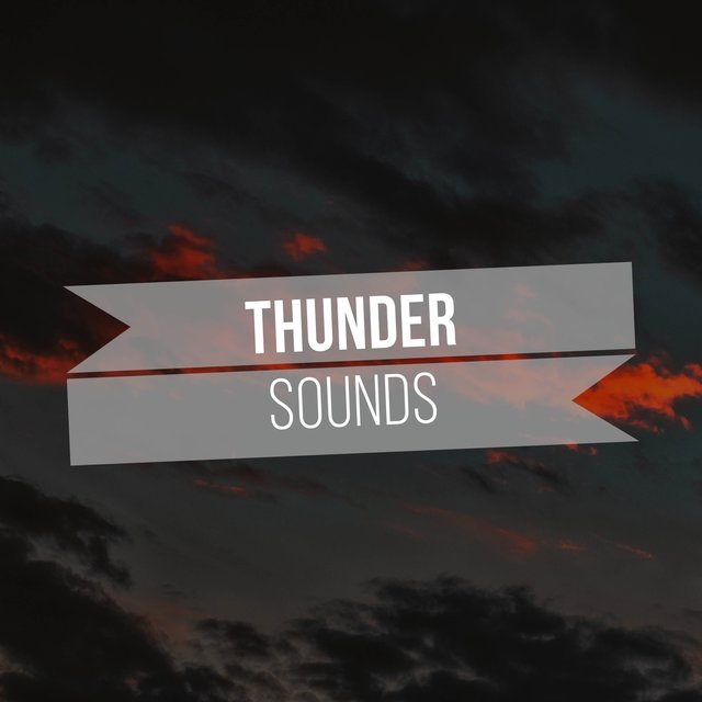 Gentle Thunder Background Sounds