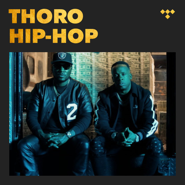 Cover art for album Thoro Hip-Hop by TIDAL