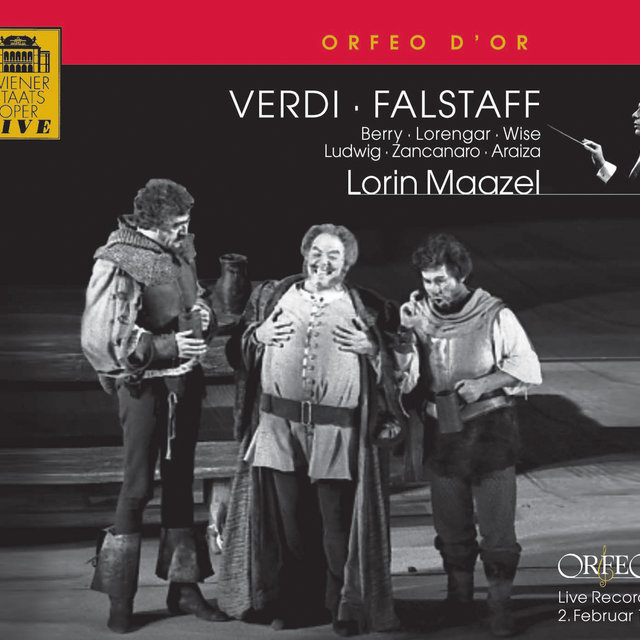 Verdi: Falstaff (Excerpts)