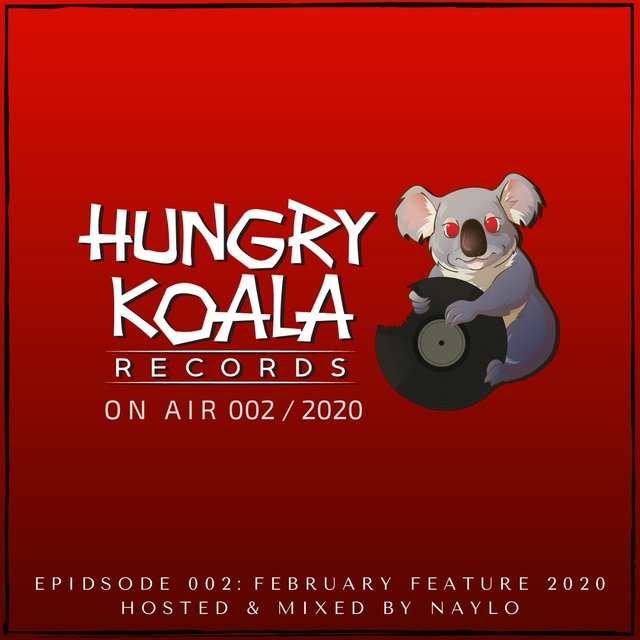 Hungry Koala On Air 002, 2020