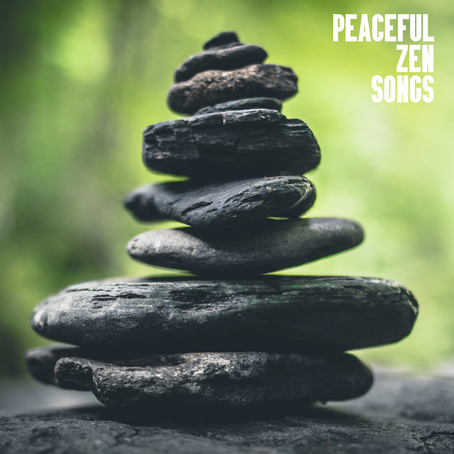 Peaceful Zen Songs: 15 New Age Songs for Meditation, Yoga Exercises and Spa