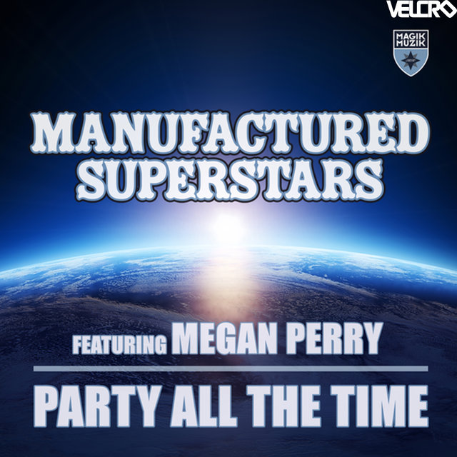 Party All the Time (feat. Megan Perry)
