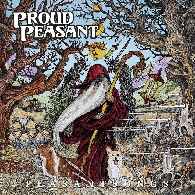 Cover art for album Peasantsongs by Proud Peasant