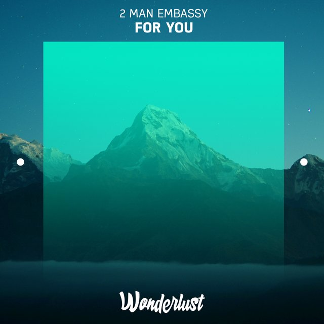 Cover art for album For You by 2 Man Embassy