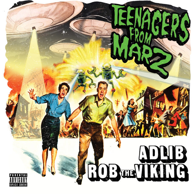 Teenagers from Marz