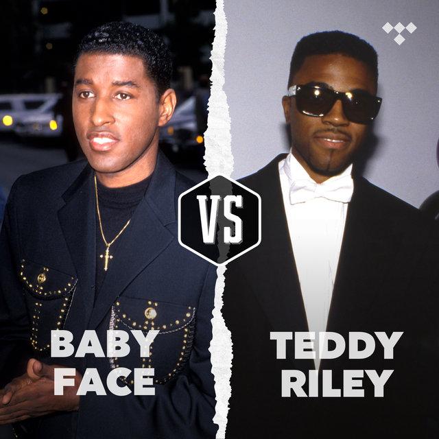 Cover art for album Babyface vs Teddy Riley by TIDAL