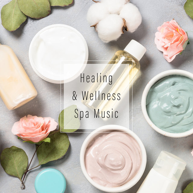 Healing & Wellness Spa Music: Peaceful Background Music for Spa, Relaxing Melodies of Calm Piano, Sounds of Mother Nature, Birds
