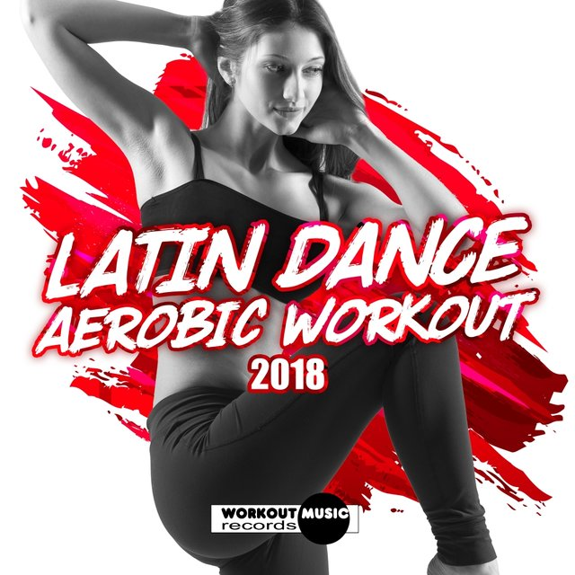Latin Dance Aerobic Workout 2018