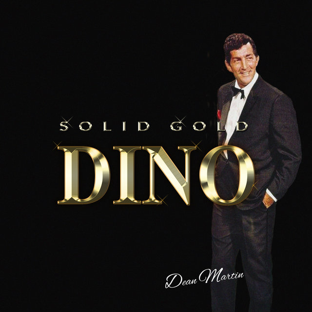 Solid Gold Dino