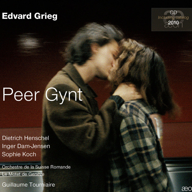 Grieg: Peer Gynt (Music with Orchestra)