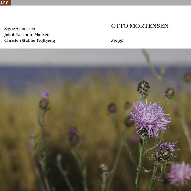 Mortensen, O.: Vocal Music