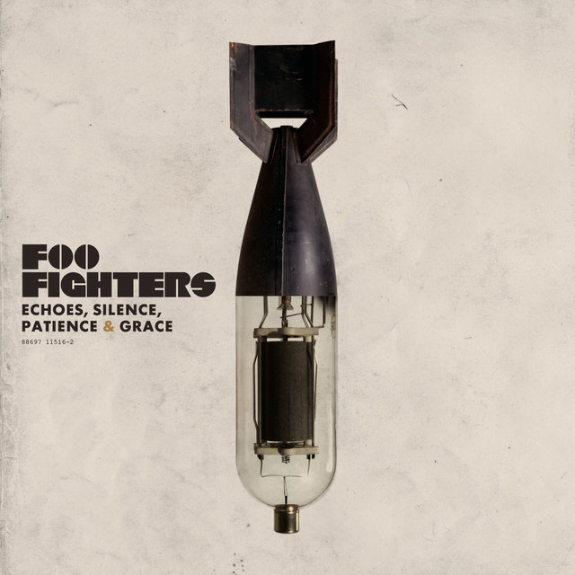 Cover art for album Echoes, Silence, Patience & Grace by Foo Fighters