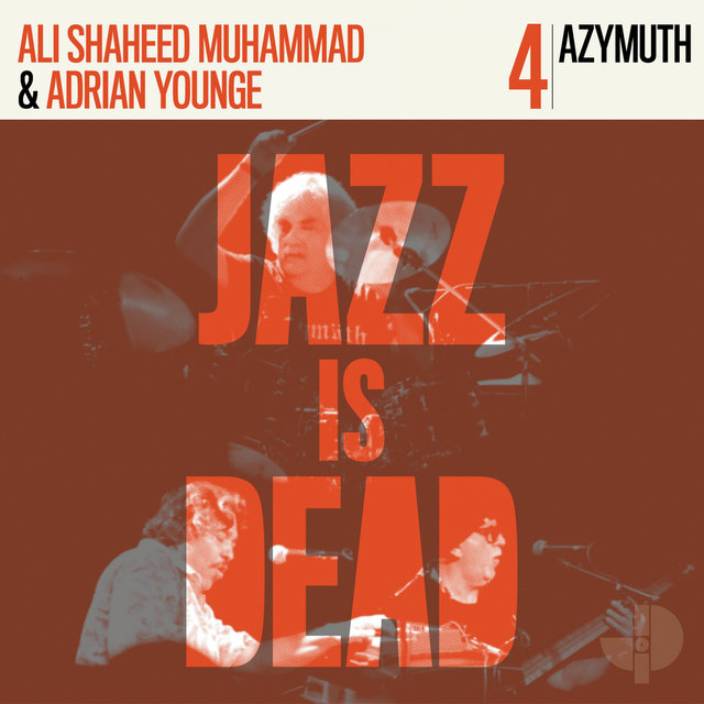 Cover art for album Azymuth JID004 by Azymuth, Ali Shaheed Muhammad, Adrian Younge