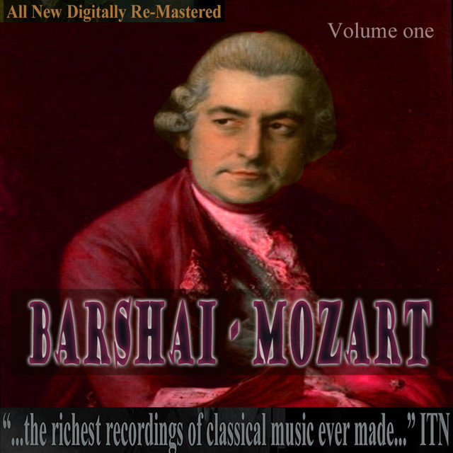Barshai - Mozart Volume 1