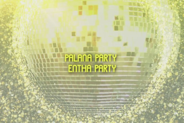Palana Party (Lyric Video)