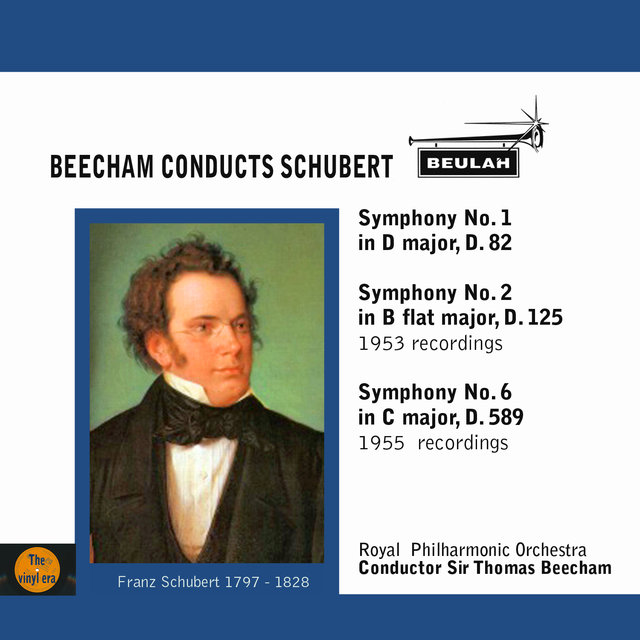 Beecham Conducts Schubert