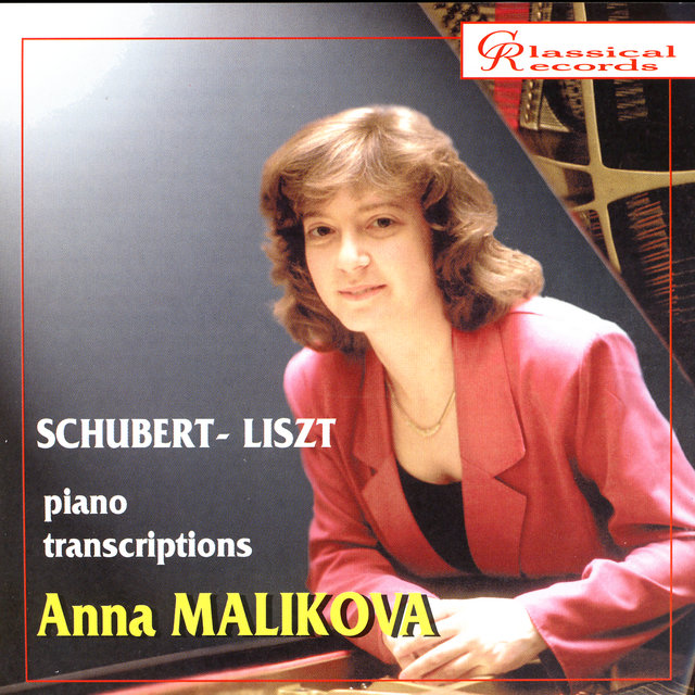 Schubert - Liszt. Piano Transcriptions