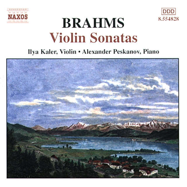 Brahms: Violin Sonatas Nos. 1-3, Opp. 78, 100 and 108