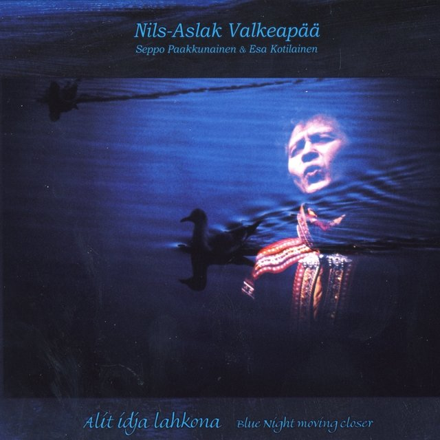 Alit Idja Lahkona - Blue Night Moving Closer
