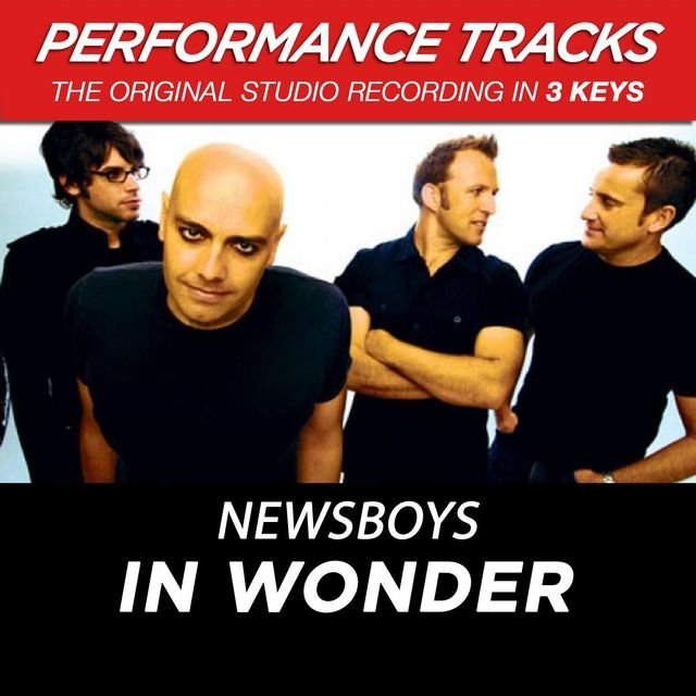 In Wonder (Performance Tracks) - EP