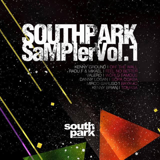 Southpark Sampler, Vol. 1